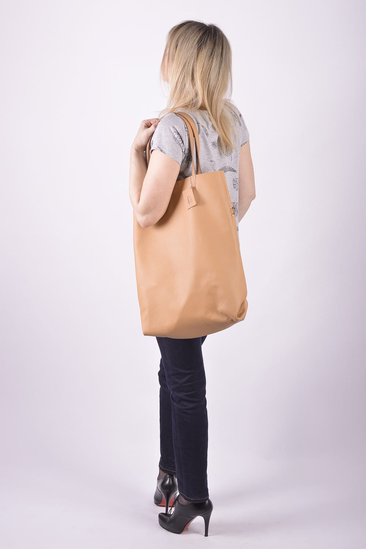 VITTORIA duża torba shopper